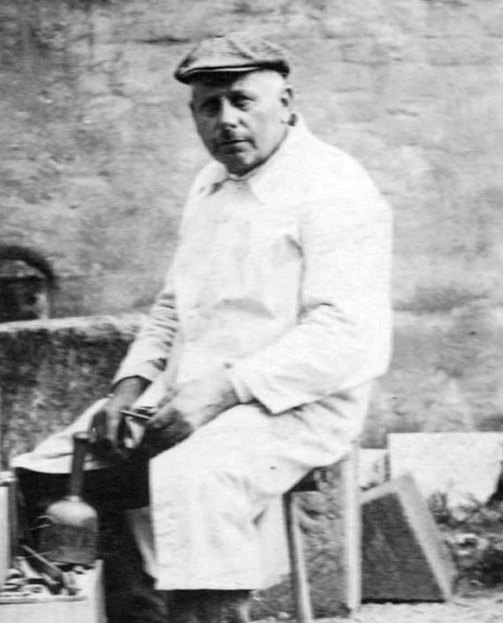 Georg Grimm, ca. 1923