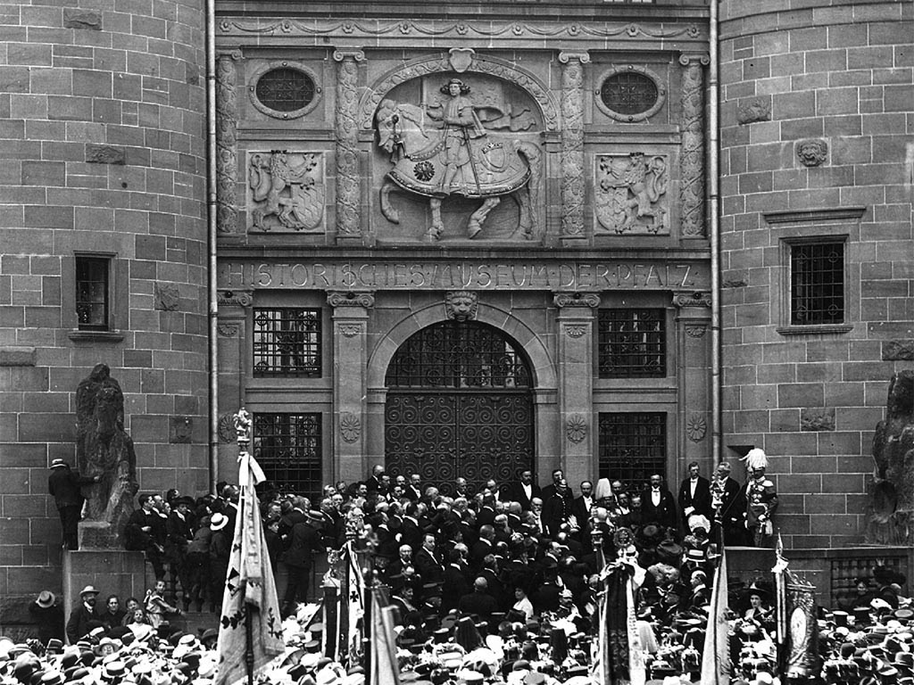 1910 Fassade Museum