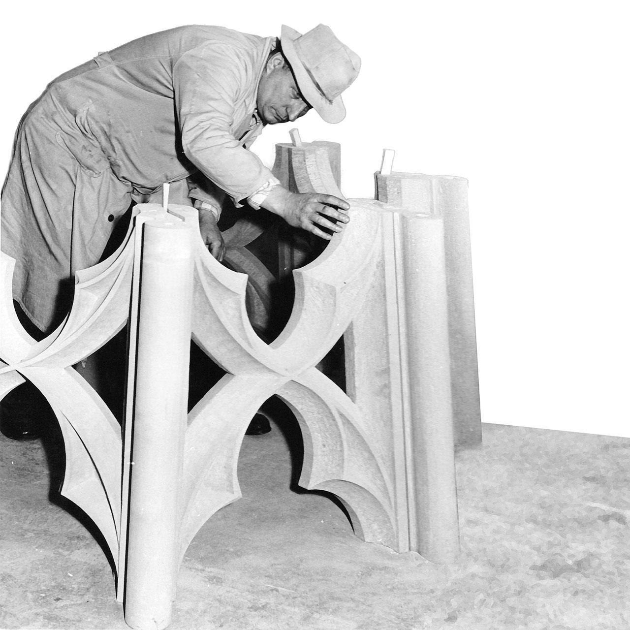 1960 Otto G_Maßwerk-web