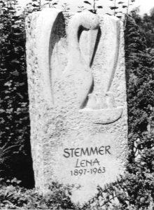 1967 Grabstein