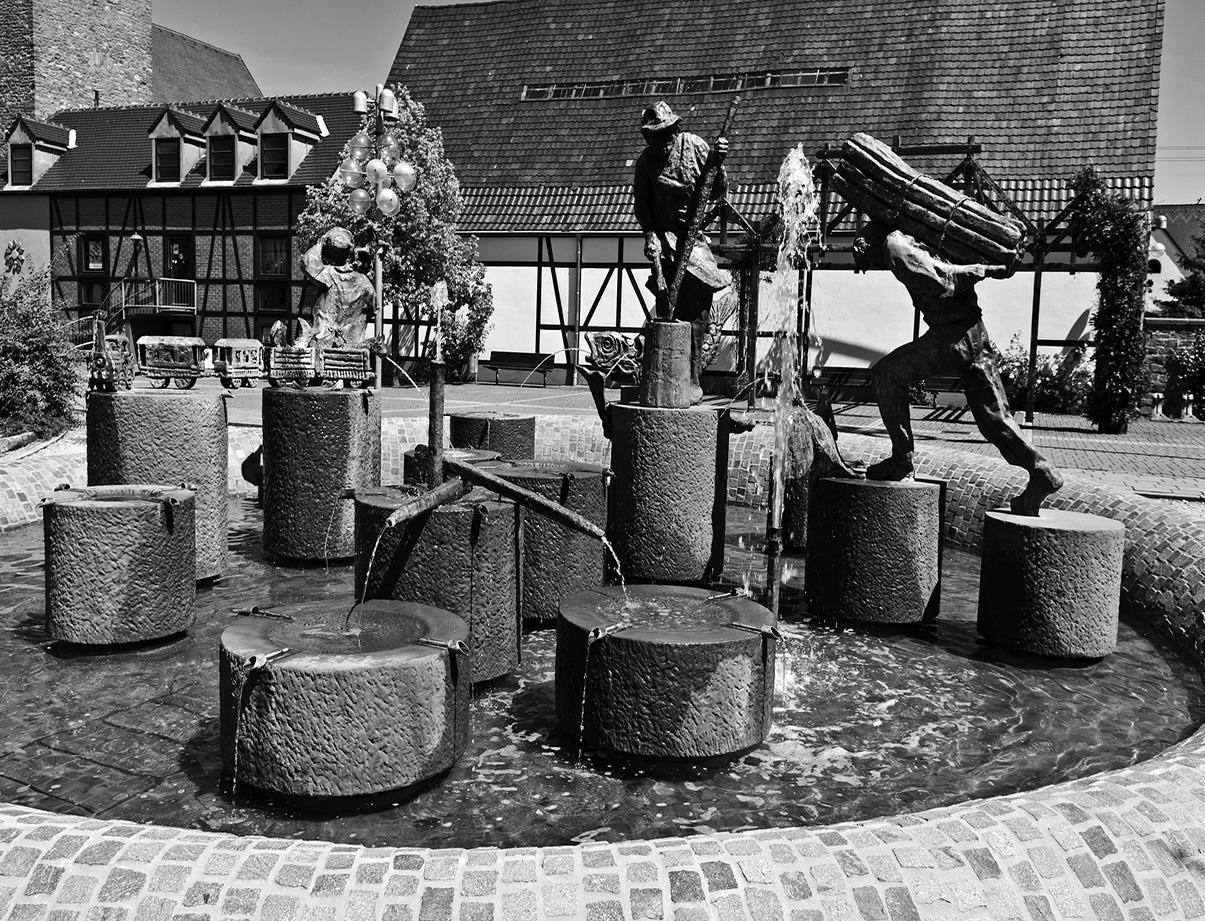 1986 Stickelspitzerbrunnen